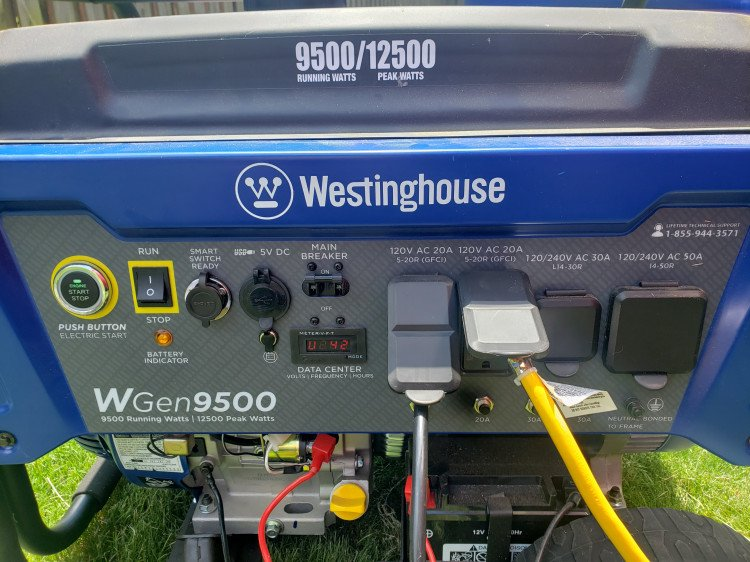 Generator - 9500/12500